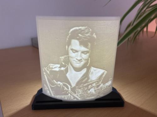 Lithos-Elvis Presley