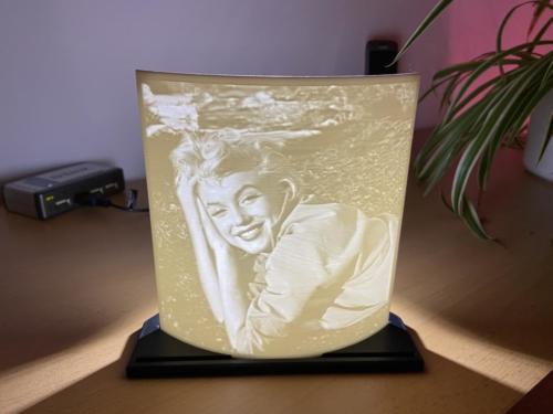 Lithos-Marilyn Monroe
